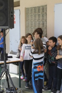 Cuines del món. Escola Dovella. Joaquim Piñol