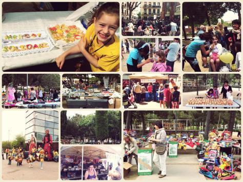 Mercat Solidari del CLot 2014