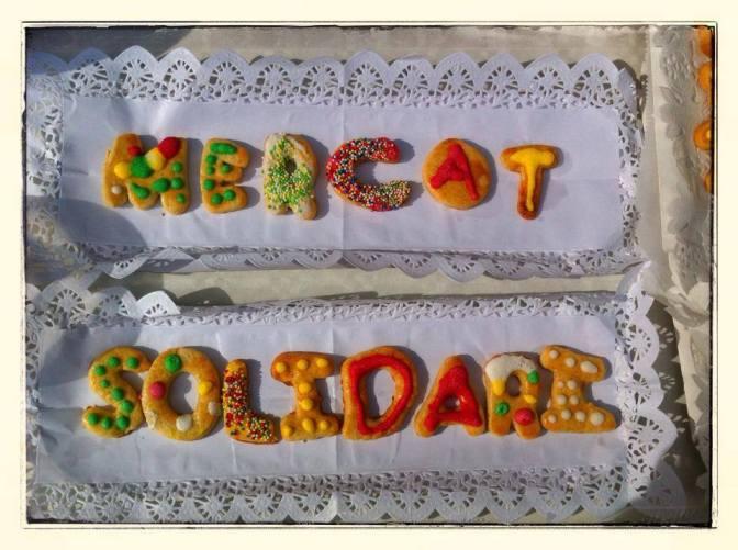 Torna el Mercat Solidari del Clot!