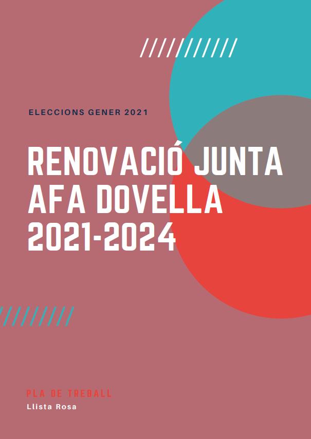 Renovació Junta AFA Dovella